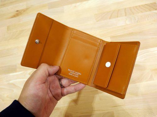 ブラックレーベル・クレストブリッジ 財布