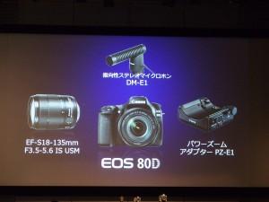 ステレオマイクやパワーズームアダプターなど、動画を撮影するのに最適なアクセサリーも豊富。