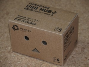 パッケージの裏側にもダンボーの顔が。これは捨てられない。
