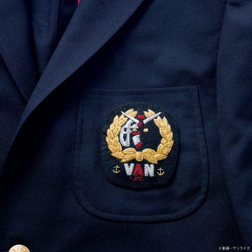 「アムロ着ます」な一着がコラボにて完成しました!!