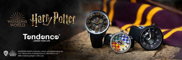ハリーポッター テンデンス 時計