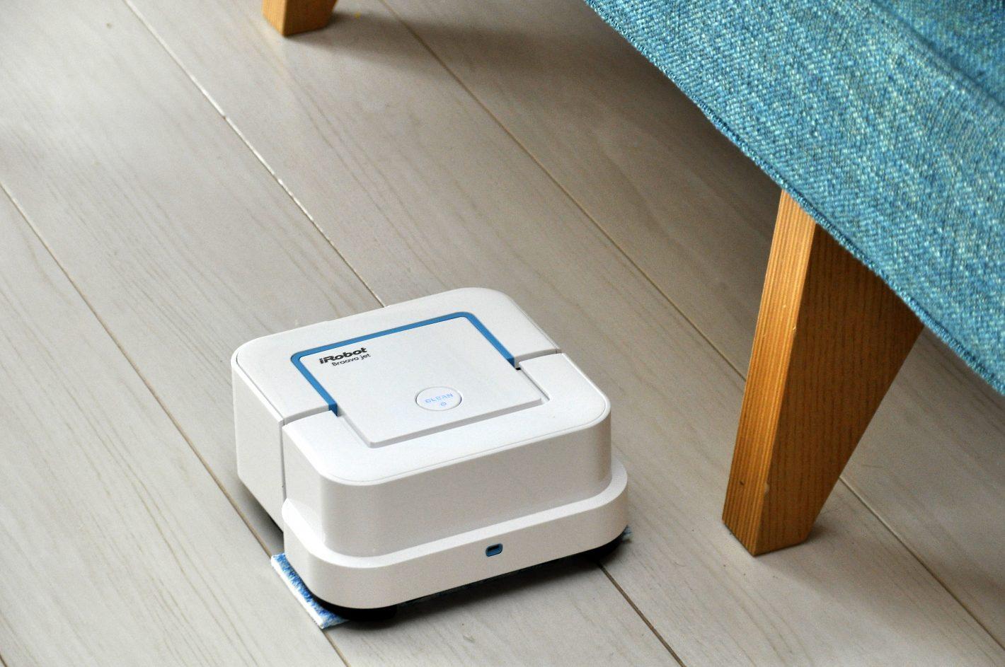 使って検証! 最新床拭きロボット「ブラーバジェット240」で ...
