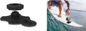 サーフボート用マウント。