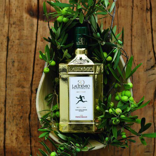 今しか味わえない一番搾りオリーブオイル!700余年の歴史をもつ「フレスコバルディ・ラウデミオ」
