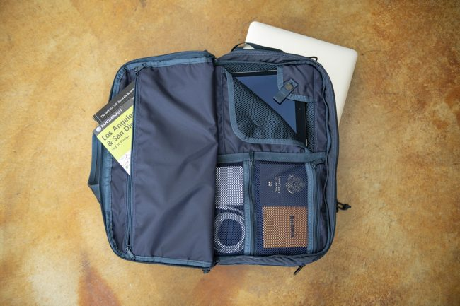 ブリーフィングのスマート収納に特化したバッグがコレ! | MonoMax ...