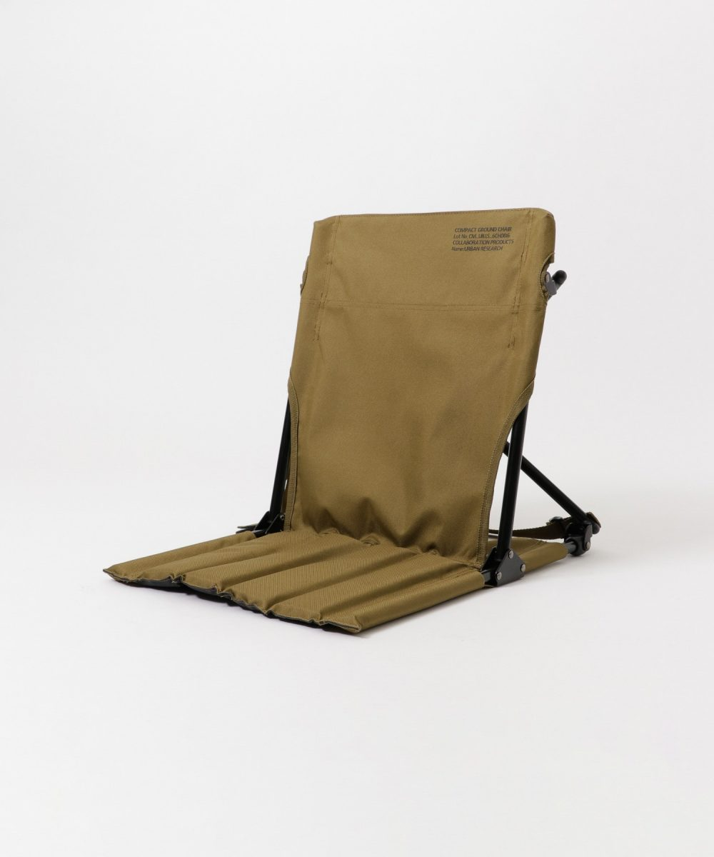 Coleman×URBAN RESEARCH 別注 コンパクトグランドチェア