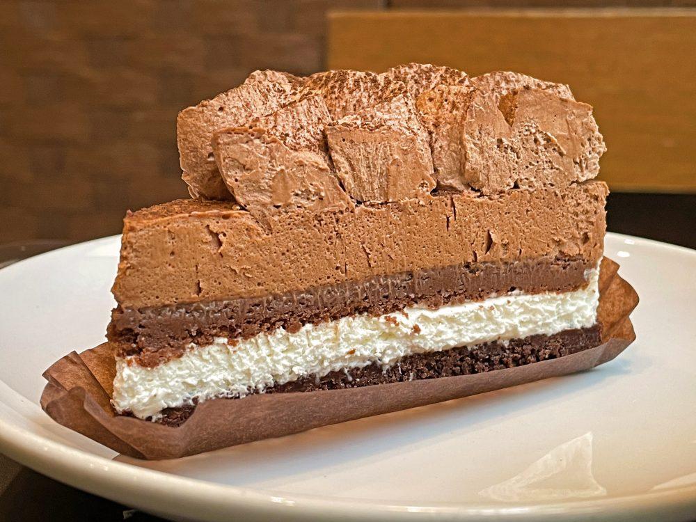 チョコレート オン ザ チョコレート フラペチーノ