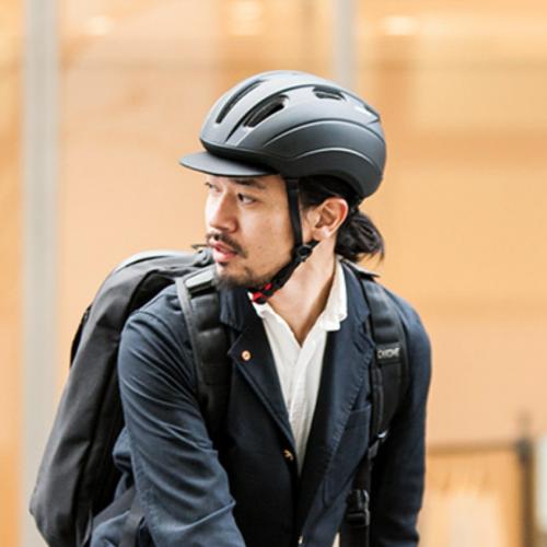 スマート&セーフティなヘルメット!