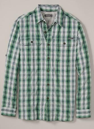 トラベックス®マウンテンパターンシャツ