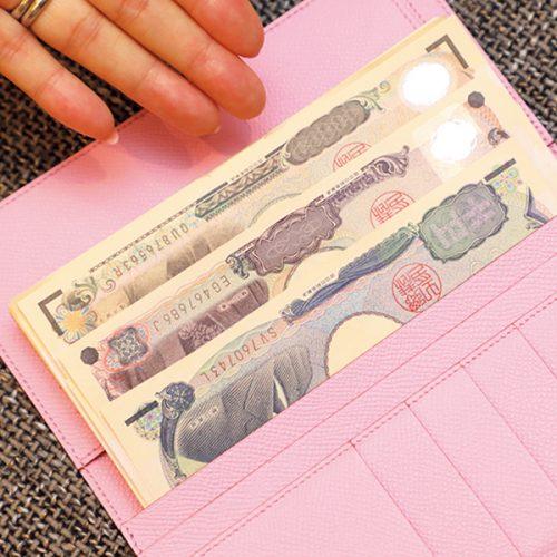 お札の向きは下向きが正解⁉︎「貯まる財布」5つの条件