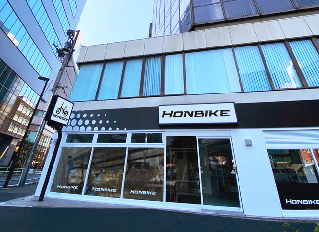 電動アシスト自転車,e-BIKE,スマート,街乗り,フラッグシップストア