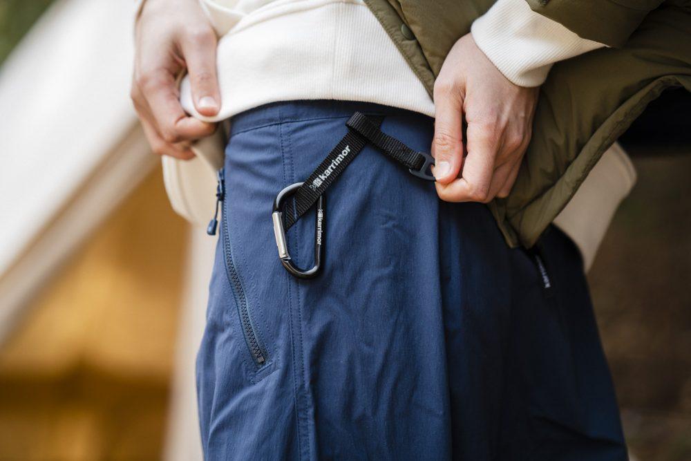 カリマー フィールド マキシ スカート