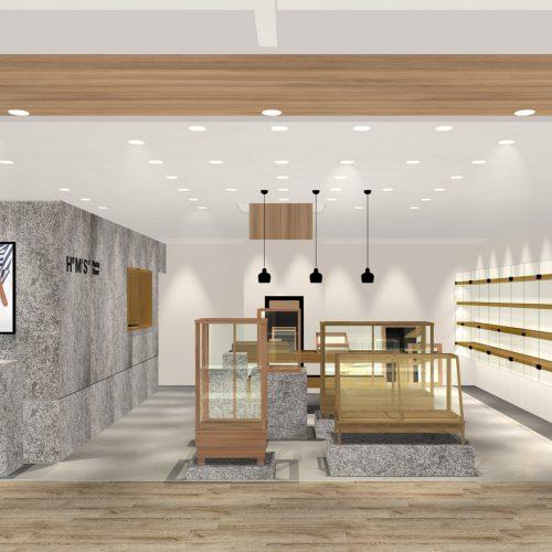 """二子玉川にH゚M'S"""" WatchStore新店舗オープンです!!"""