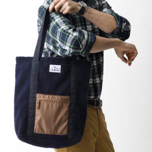 L.L.Beanの特製フリーストートバッグは、とにかくスゴイんです!【MonoMax12月号特別付録】