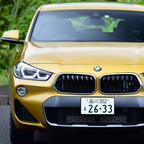 BMW X2は感動に満ちた傑作だった!【今語りたい名車 Car No.40】