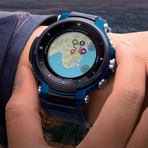 カシオ 腕時計 プロトレックスマート