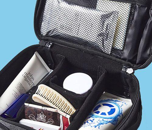 MonoMax5月号特別付録「ナノ・ユニバース動く仕切りの整理バッグ」を使った、「私はこんなふうに使う!」フォトコンテストを開催します!