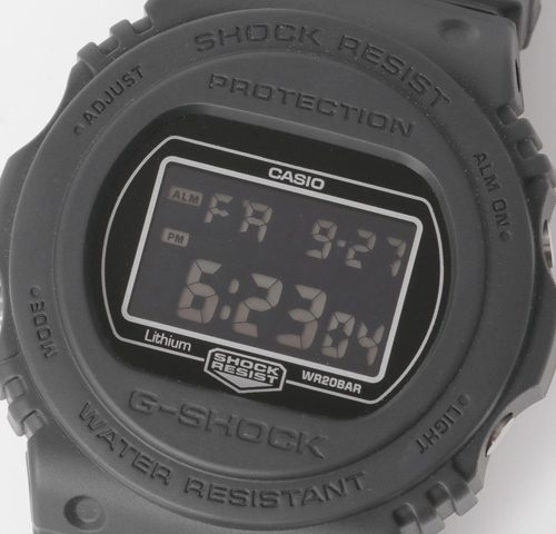 アーバンリサーチ URBANRESERCH G-SHOCK