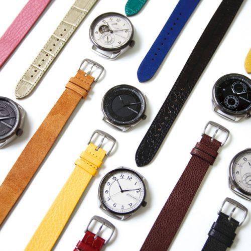 注目度No.1腕時計ブランド「マスター ワークス」がカスタムフェアを開催!