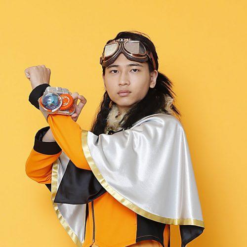 魔進戦隊キラメイジャー 庄司浩平さん
