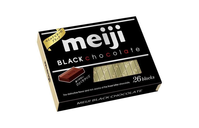 明治ブラックチョコレートBOX