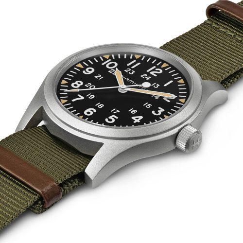 [ハミルトン] 腕時計 機械式手巻き H69439931 メンズ 正規輸入品 グリーン