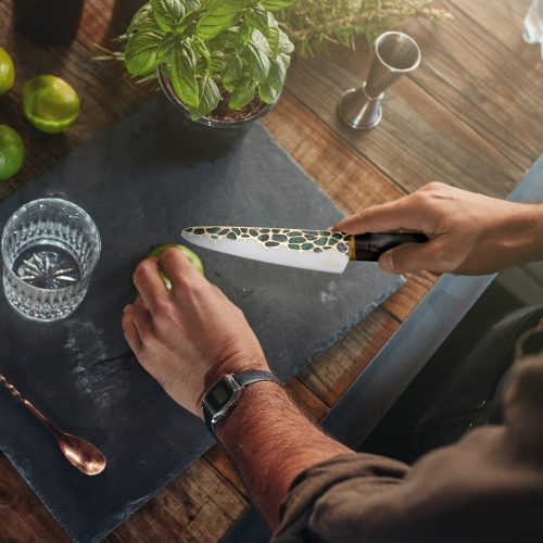 魅せて切れる!ミノバのテーブルナイフの新作教えます!