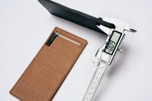 Bill Size Wallet,軽量財布