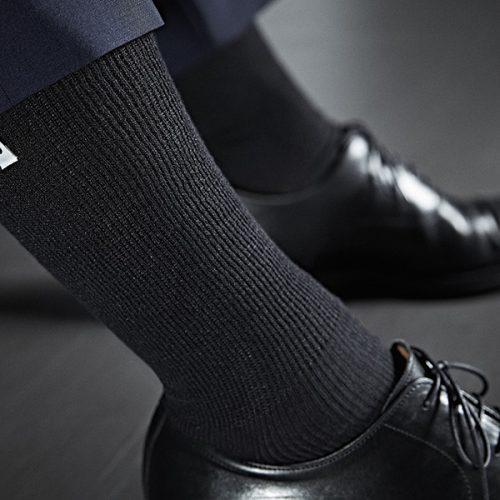 靴下あげて、男もあげる!ウィークデーを乗り切る福助の高機能靴下とは?