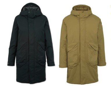MIDWEIGHT SYNTHETIC INSULATED PARKA