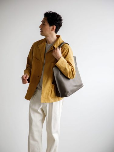 土屋鞄,オールレザートート,モノマックス