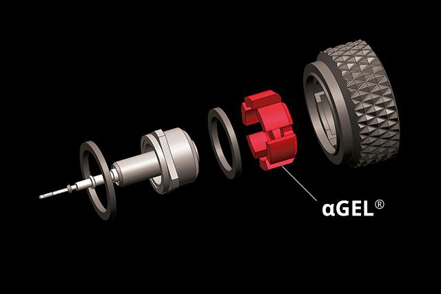 クラッドガード構造を採用したMRG-G1000B-1A4JR