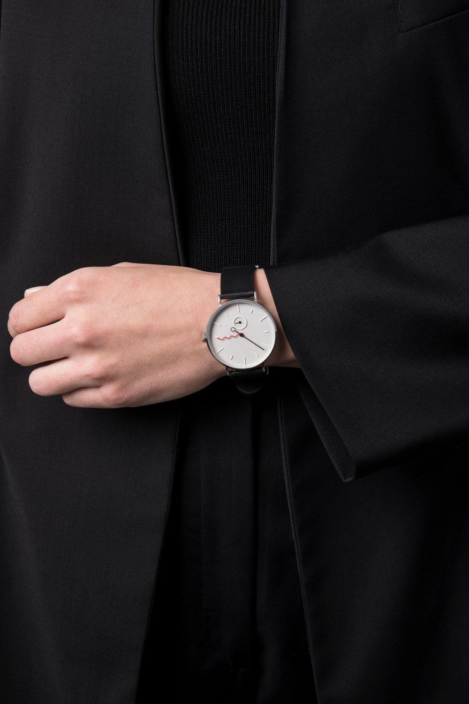 腕時計 コラボ モダン