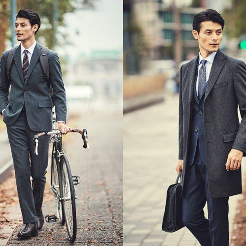 [PR]トレンドを熟知するAOKIと先進技術を誇るテイジンがコラボ! at-tech®の超快適コート&スーツ