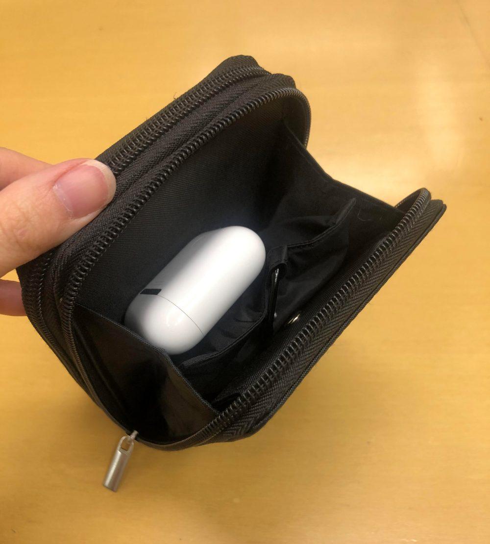 ホグロフス 3ポケットお財布ショルダーバッグ